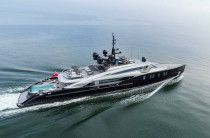 Super Motor Yacht ISA Yachts OKTO 66.4 Meter Model 2014