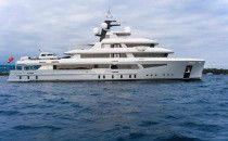 Cosmo Explorer Yacht I NOVA 163 Feet Model 2013.