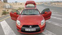 Mitsubishi Eclipse GT V6 3.8L 2009