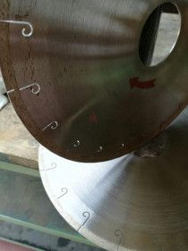 Diamond Discs for Cutting Ceramics Made in Italy