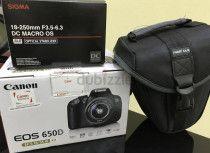 Canon EOS 650D