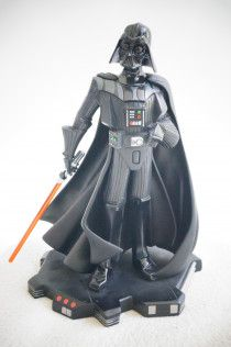 Gentle Giant Star Wars Animated Darth Vader Statue-Limited Edition
