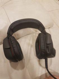 G35 7.1 ch surround sound headset