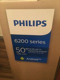 "FIXED PRICE - Brand new Philips FULL HD SMART LED TV - 50"""