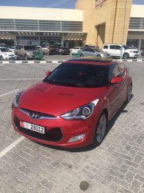 Hyundai Volester 2014 Great Condition
