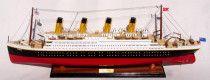 Wooden Boat Models for Decoration