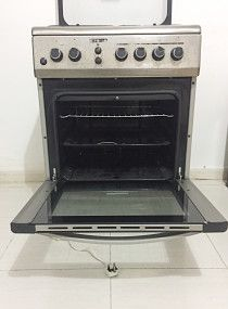 WELL MAINTAINED GAS RANGE AVAILABLE FOR SALE FOR 300 AED