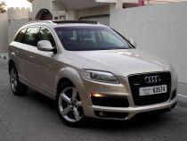 2007 A Beautiful & Elegant Audi Q7 Gulf Spec Full Option