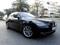 2010 A Beautiful & Elegant BMW 550i V8 Gulf Spec