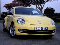 2015 A Beautiful & Elegant Volkswagen BEETLE, Gulf Spec