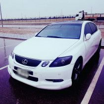 Lexus gs430 2006. 150000 km. Very clean car