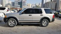 Ford Explorer 2005 Model, Silver colour, Good condition, no need to spend any $