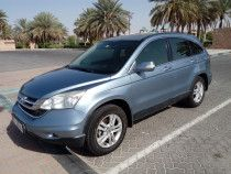 Honda CR-V in good condition, under agency maintained