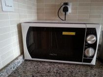 ikom microwave oven for sale 75 AED great condition