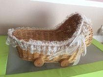 Basket for decor or toy