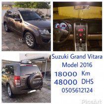 Suzuki Grand Vitara Car for sale in very good condition
