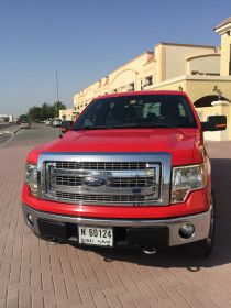 Ford F-150 Pick up - 2014 - 51 000 km - 90 000 AED - expat lady driven
