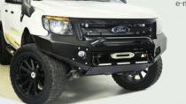 Ford Ranger Heavy Duty Metal Bumper