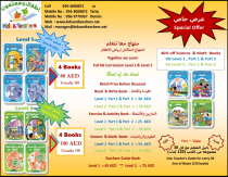 Kids and Teachers giving promotional offer this month of June on all Curriculum
