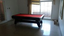 Billiard Table 8Feet PLAYFIELD: MDF WITH POLYESTER SURFACE