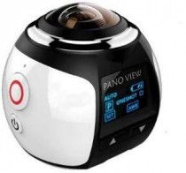 360 degree Mini WiFi Panoramic Video Camera 2448P 30fps 16MP