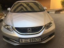 Honda Civic 2013 for sale due to lost job and leaving the country