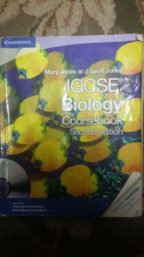 Olevel biology text book Perfect condition
