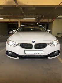 47000 km BMW 420I GRAN COUPE 5 DOORS  free service till 2020 or 100000 km