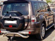 Mitsubishi Pajero 2015 Model Platinum Brown