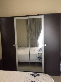 BEDROOM FULL SET BRAND NEW. ATTRACTIVE PRICE. PERFECT COLOUR COMBINATION.