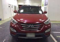 HYUNDAI SANTAFE 2013 (full option) only 750 x 60 months, accident free car.