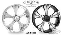Performance Machine Syndicate Wheels for Harley Davidson Motorcycles - Sale New
