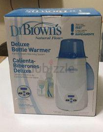 Bottle warmer doctor brown brand never used