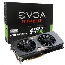 EVGA GTX 980ti Classified 6gb Gddr5 (Perfect condition)