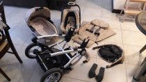 Great travel system transporter by Mustaerts