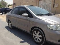Honda City 2008 In excelent condition. going cheap