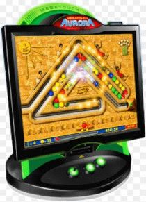 Touch Screen Games  Used - 3 Months Guarantee - American Industry - Coin, paper