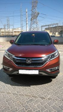 Honda CRV 2015 for Sale. Immaculate Condition, Agency Maintained, Accident Free