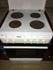 Super General (brand) four spaces cooker for sale in Dubai