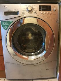 LG 6lts full automatic Washing machine with flawless conditiom