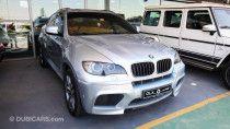 BMW X6M 2012 GCC Specs In Great Excellant Condition for sale in Dubai