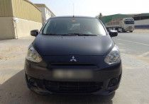 mitsubishi Mirage 2014, low mileage. only 333 x 60 months, can 100% bank finance