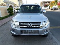 Mitsubishi Pajero 2014, full option, full service history, can 100% bank finance