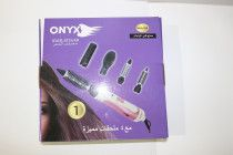 Brand: ONYX Hair Styler with 4 Attachments