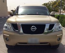 Nissan Patrol 2013, full option, with service history. can do 100% bank finance