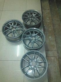 "BSA-295 sport light wheels 15""inch 4 Holes Made in Australia"