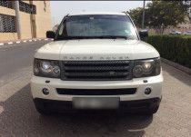Land Rover, Range Rover 2008 full option, good condition, no accident.