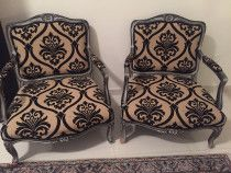 Classy Twin Chairs-excellent deal, want to sell, very comfortable, good quality