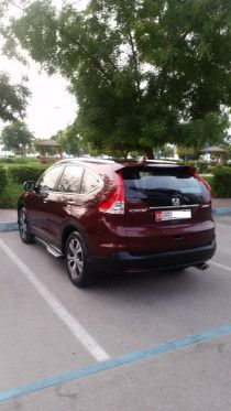 Sole reason why selling my top of the range HONDA CRV 2012... is leaving UAE