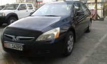 HONDA- ACCORD 2007 Model in excellent condition.
